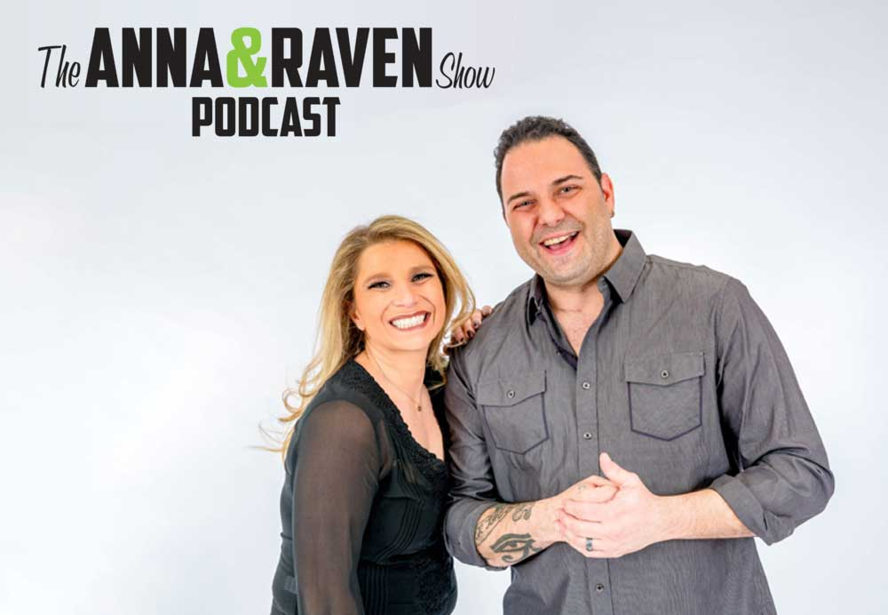 Brian Fried on the Anna and Raven Podcast